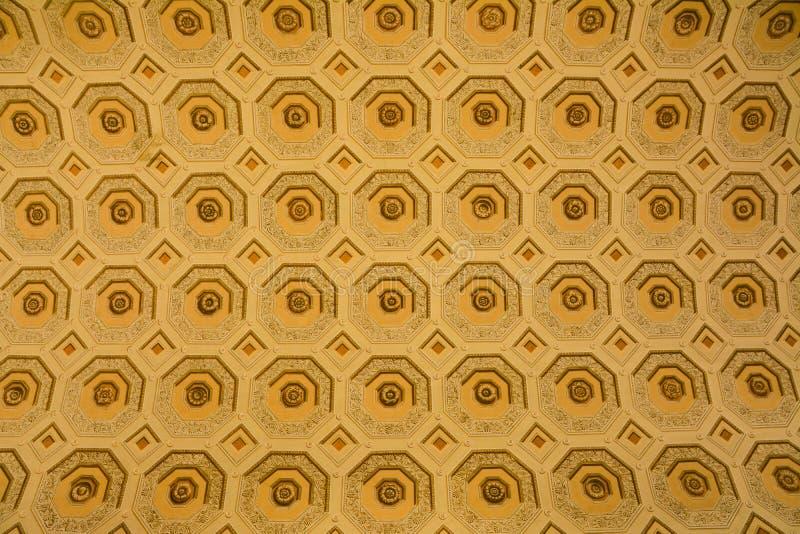 Stropować Watykańscy muzea fotografia stock