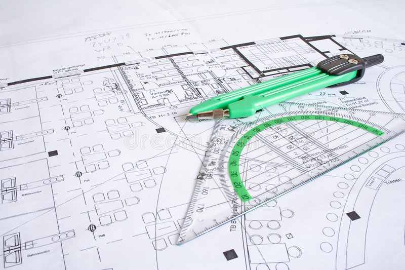 Structural design royalty free stock images