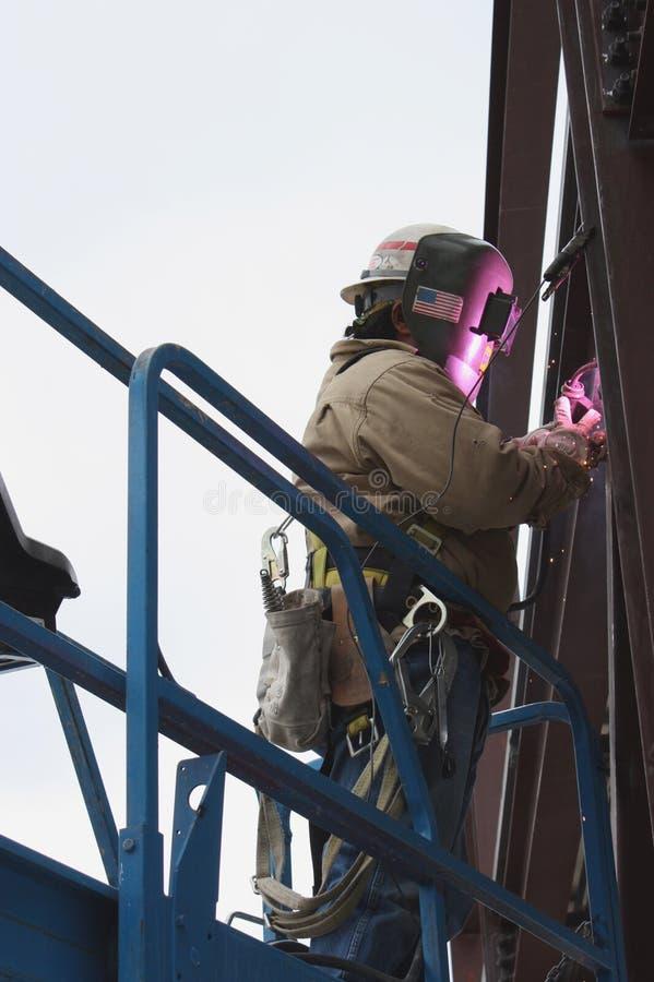 Download Structural welder stock photo. Image of commercial, welder - 18712288