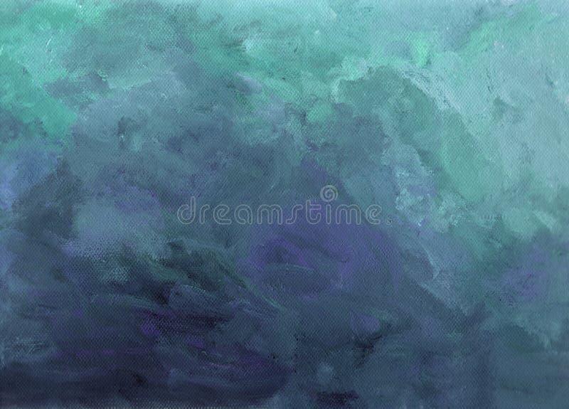 Structure acrylique de fond de peinture image libre de droits