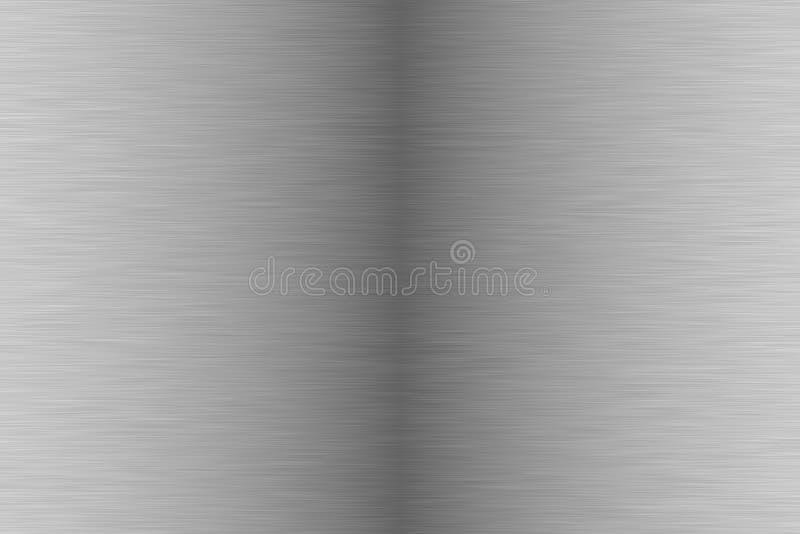 Structure balayée en métal photo stock