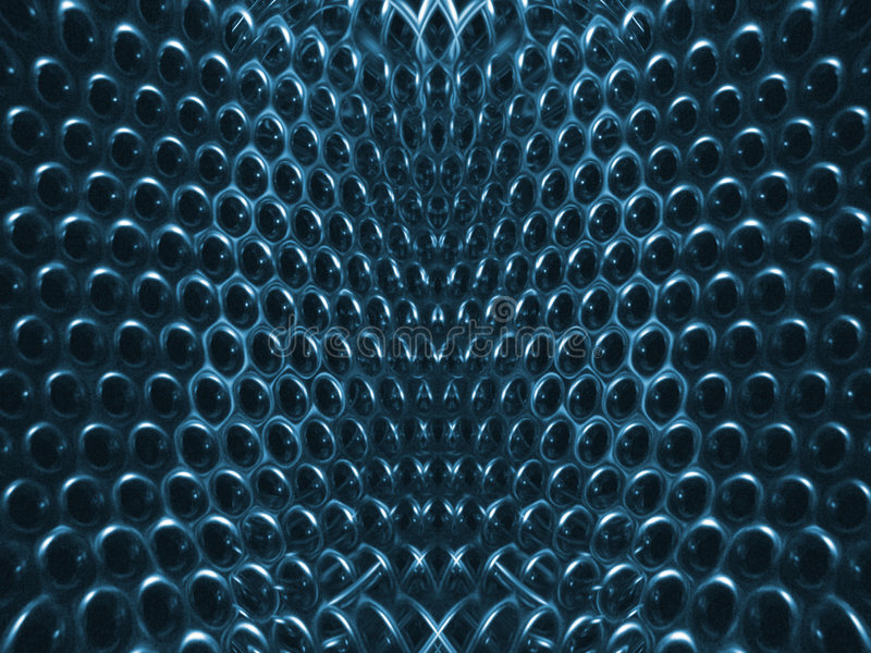 Download Structure bleue photo stock. Image du ordinateur, rendu - 60384