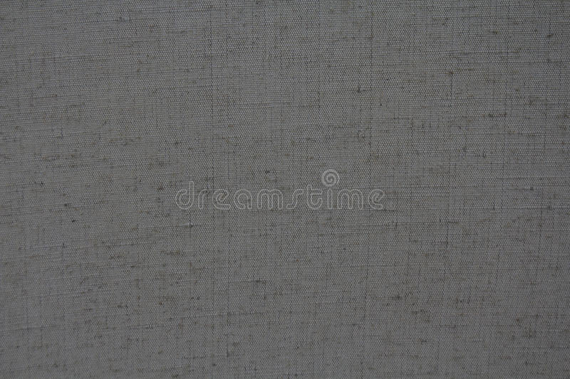 The structure of the canvas. Canvas fabric textured with good structure grey royalty free stock photo