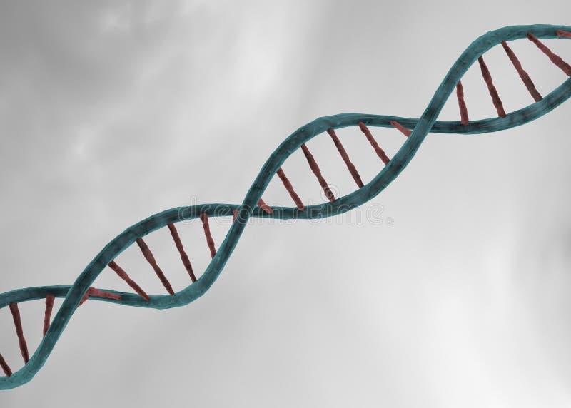 structure d'ADN photos stock