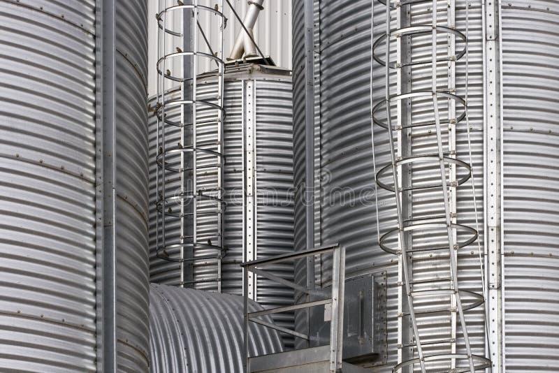 Structure d'usine photos libres de droits