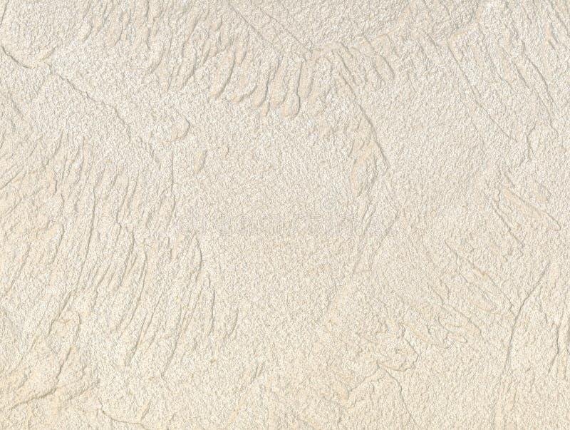 Structure de plâtre décoratif images stock