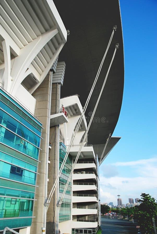 Structure de stade photo libre de droits