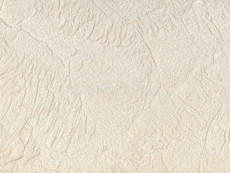 Structure of decorative plaster stock images