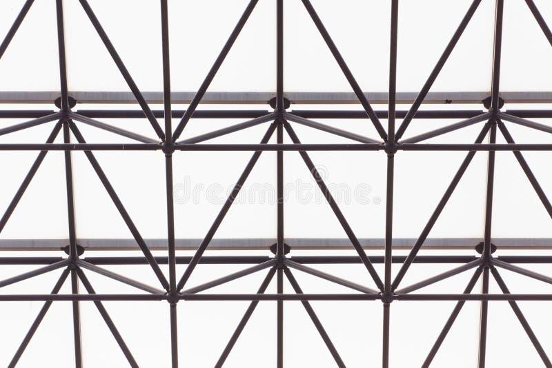 Structure en métal photos stock