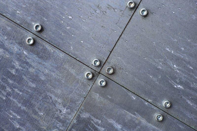 Structure en métal - 5 photo libre de droits