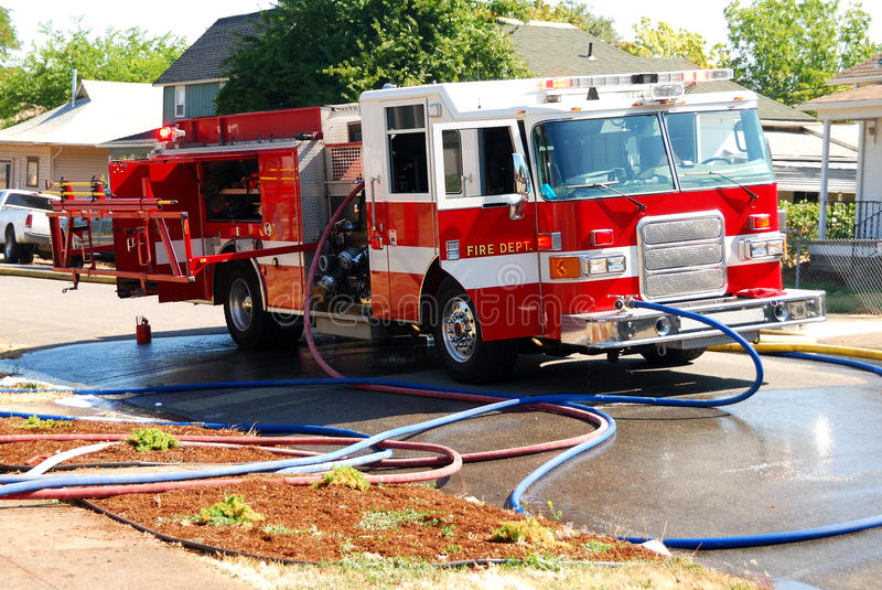 Download Structure Fire stock photo. Image of house, disaster - 24886456
