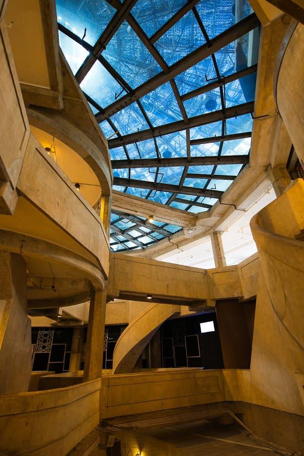 Structure intérieure photo libre de droits