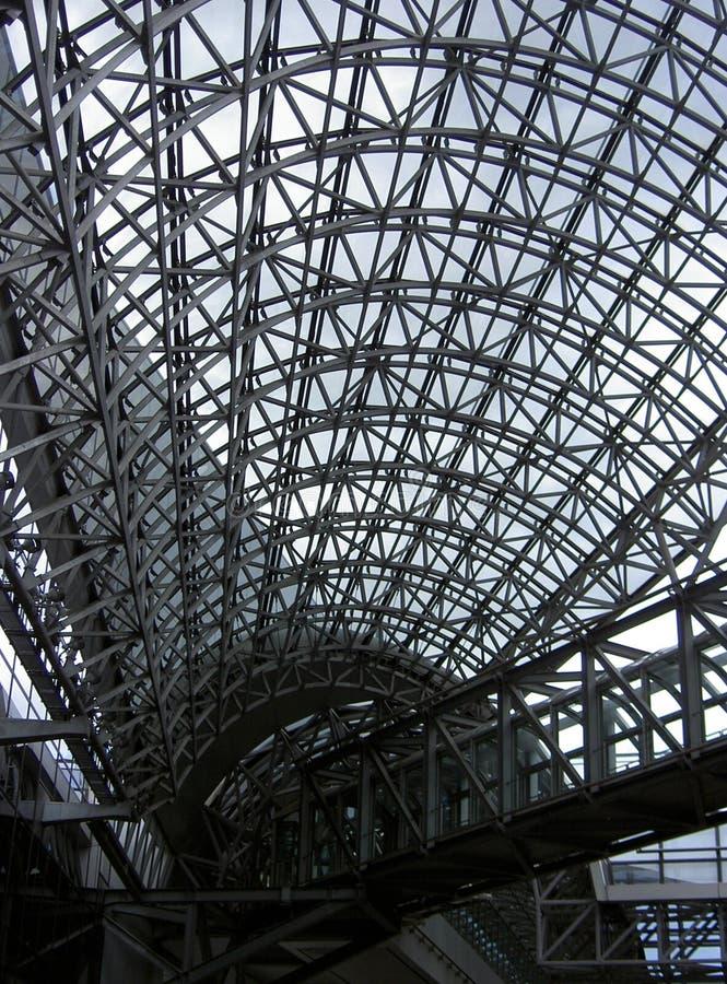 Structure métallique photos libres de droits