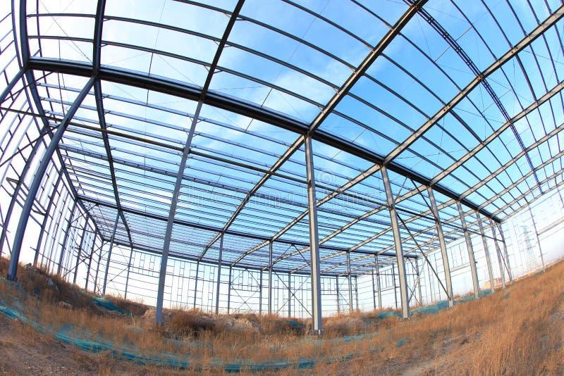 Structure m?tallique images stock