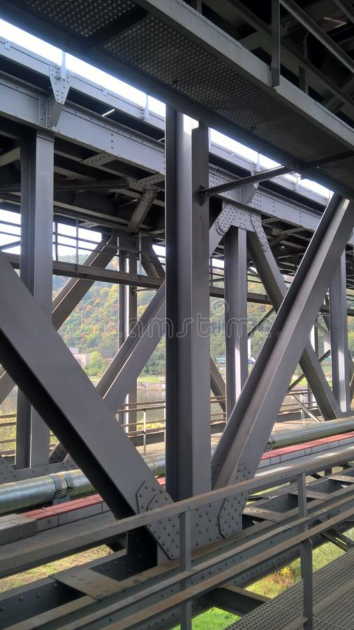 Structure, Metal, Iron, Steel royalty free stock photos