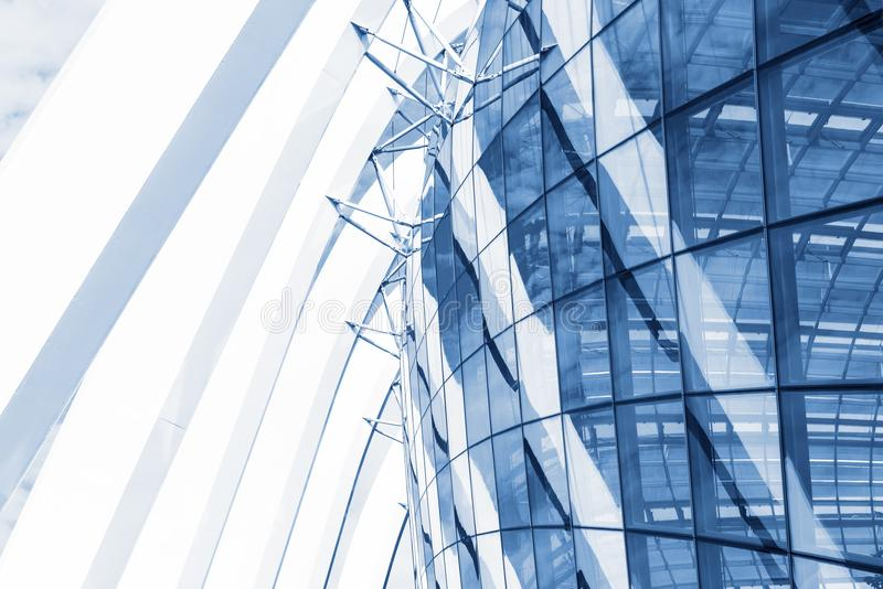 Structure steel and exterior facade, Abstract structure stock photos