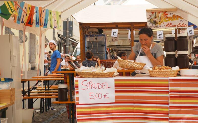 Download Strudel Stall, Udine Friuli Doc Editorial Photography - Image: 21653672