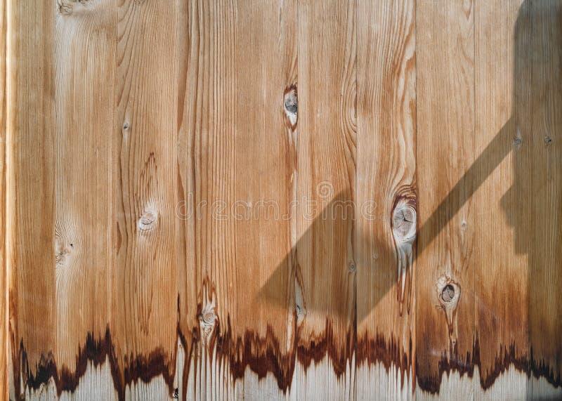 strukturę zaszaluje drewnianą fotografia stock
