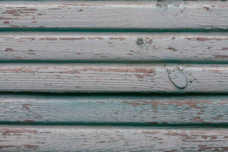 Struktur des hölzernen Brettes malte weiß lizenzfreies stockfoto