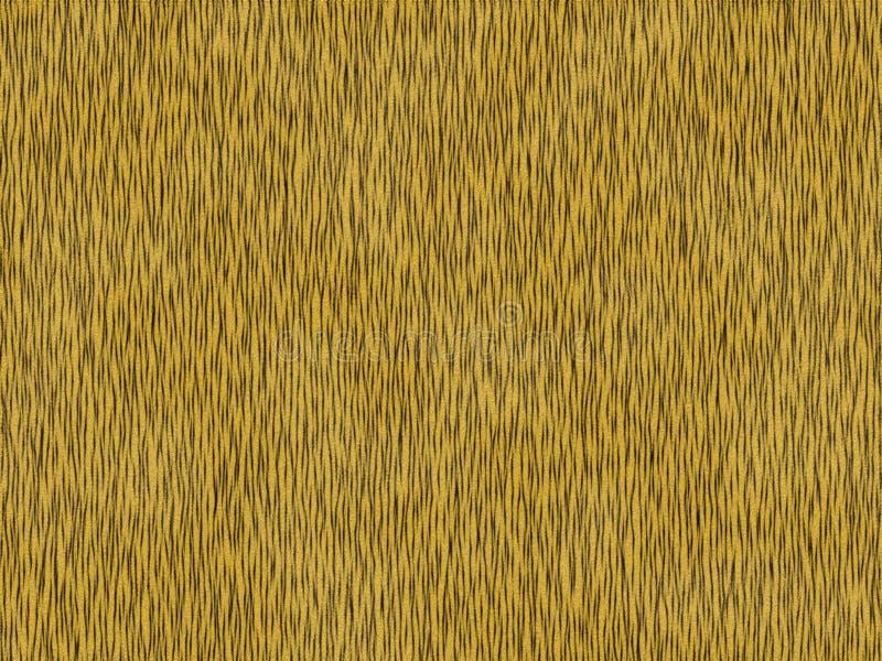 struktura futerkowy zwierzęcego tygrysa royalty ilustracja