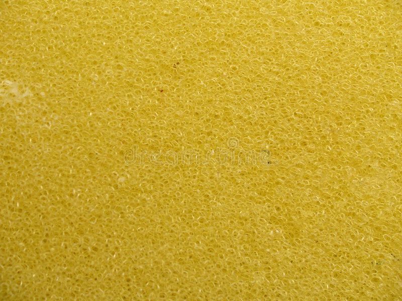 Download Struktura gąbek obraz stock. Obraz złożonej z yellow, zbliżenie - 145579