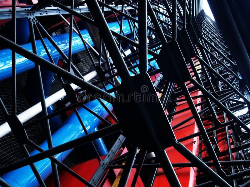struktura metalicznej zdjęcie royalty free