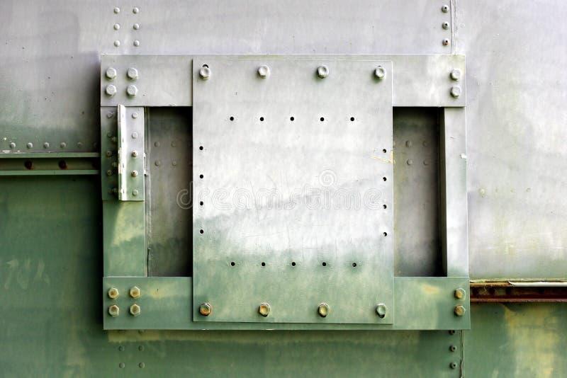 struktura metalowa obrazy stock