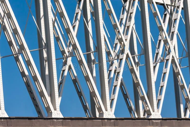 Struktura most fotografia royalty free