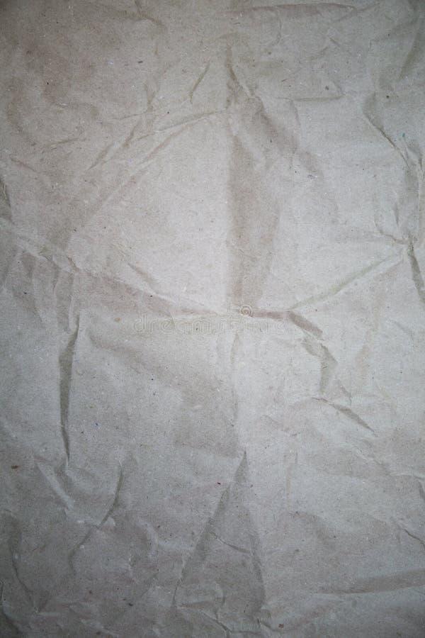 struktura papierowej Białego papieru prześcieradło zdjęcia stock