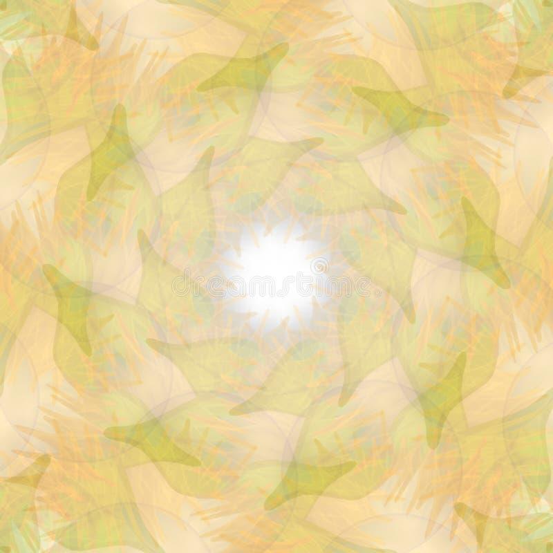 struktura pastelowa kolorowe światła ilustracja wektor