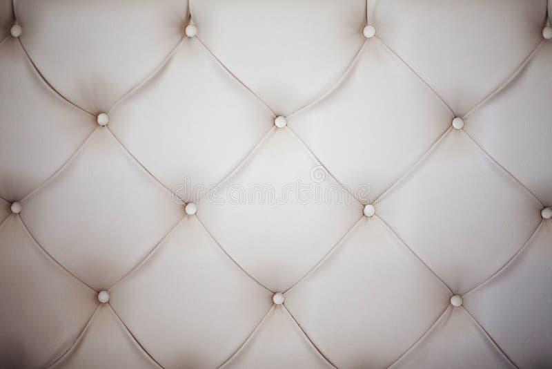 struktura syntetycznego skórzany materialny white obrazy royalty free