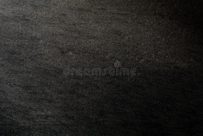 Strukturierte Gewebenahaufnahme des dunklen Schmutzes lizenzfreies stockfoto