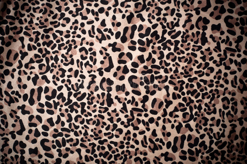 Strukturierte Tapete der dekorativen Leopardhaut lizenzfreies stockfoto
