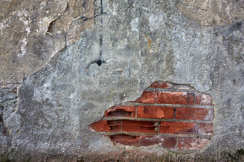 Strukturierte Wandkunst des Hintergrundes mit Ziegelsteinen stockbilder