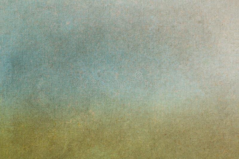 Strukturierter Gras-und Himmel-Hintergrund lizenzfreie stockfotos