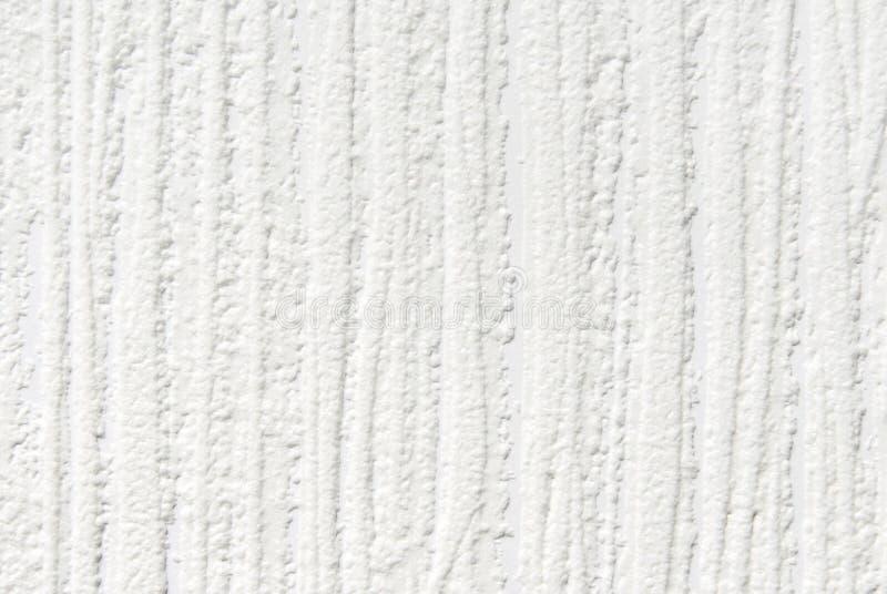 Strukturierter Hintergrund der weißen Tapete stockfotos