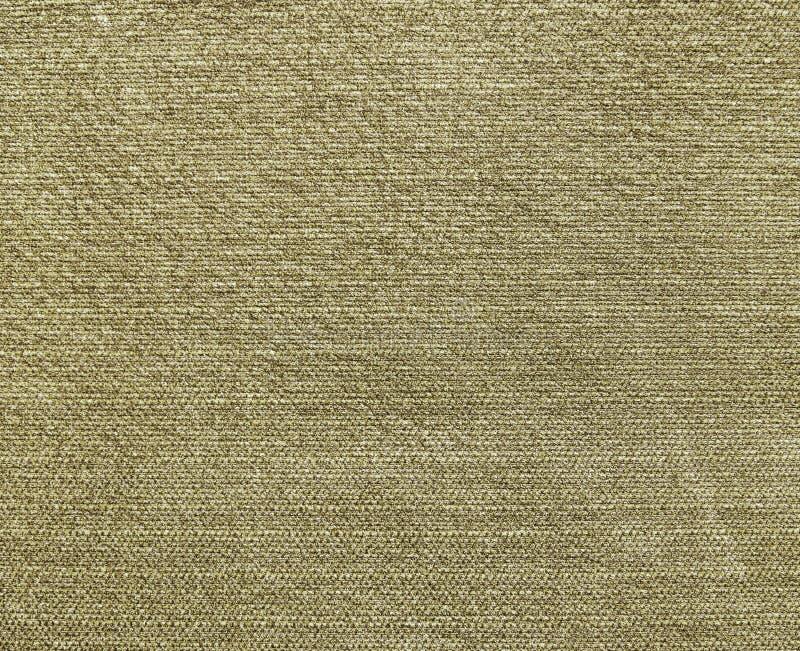 Strukturierter Hintergrund des beige Velourleders lizenzfreies stockfoto