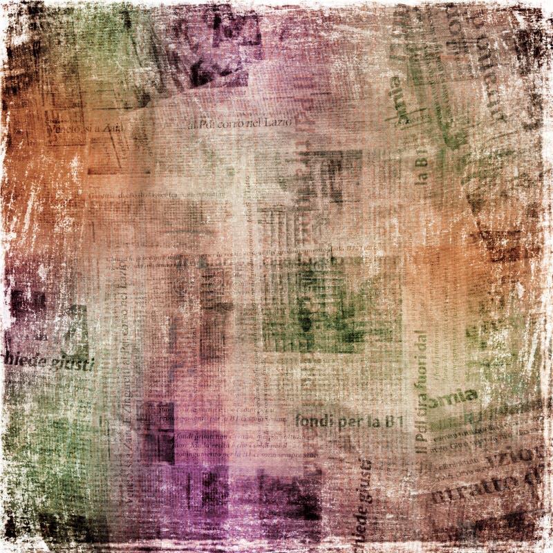 Strukturierter Hintergrund des Schmutzes lizenzfreie abbildung