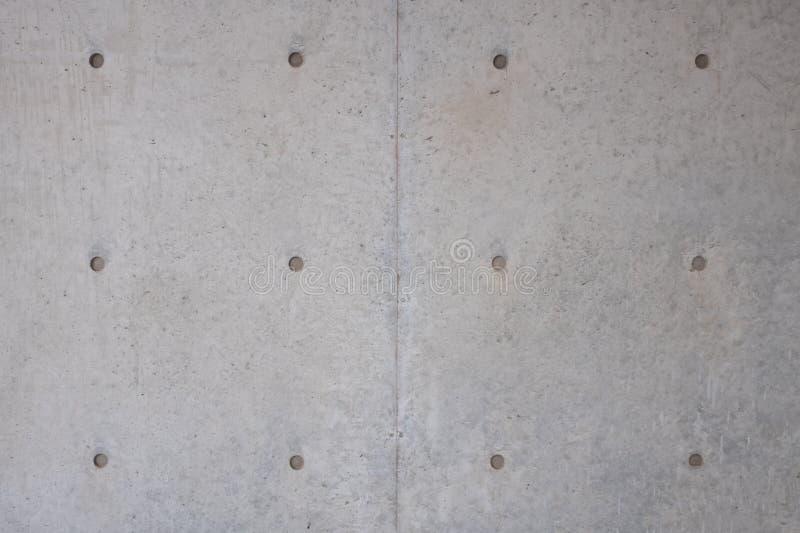 Strukturierter und ausgerichteter herausgestellter Beton lizenzfreies stockbild
