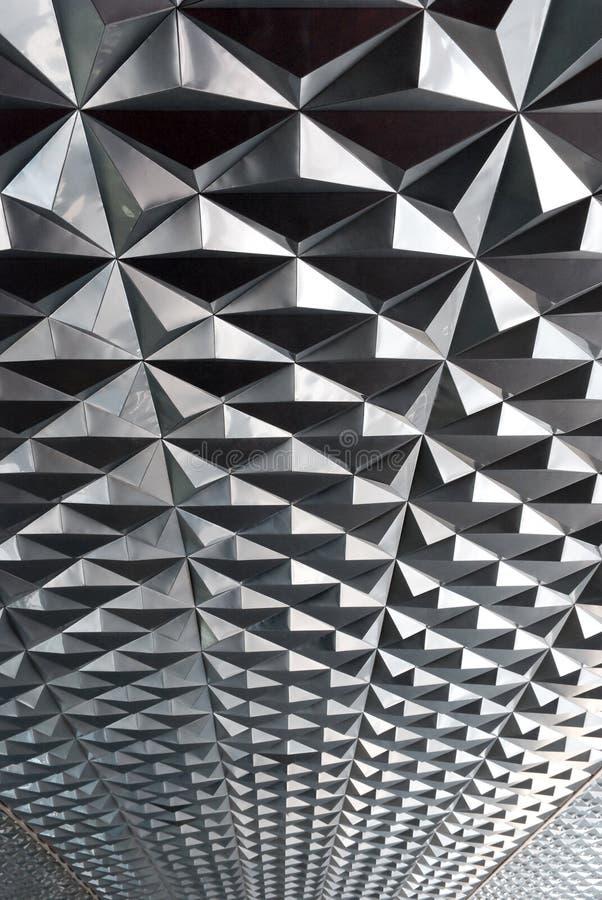 Strukturiertes Dach stockfotografie