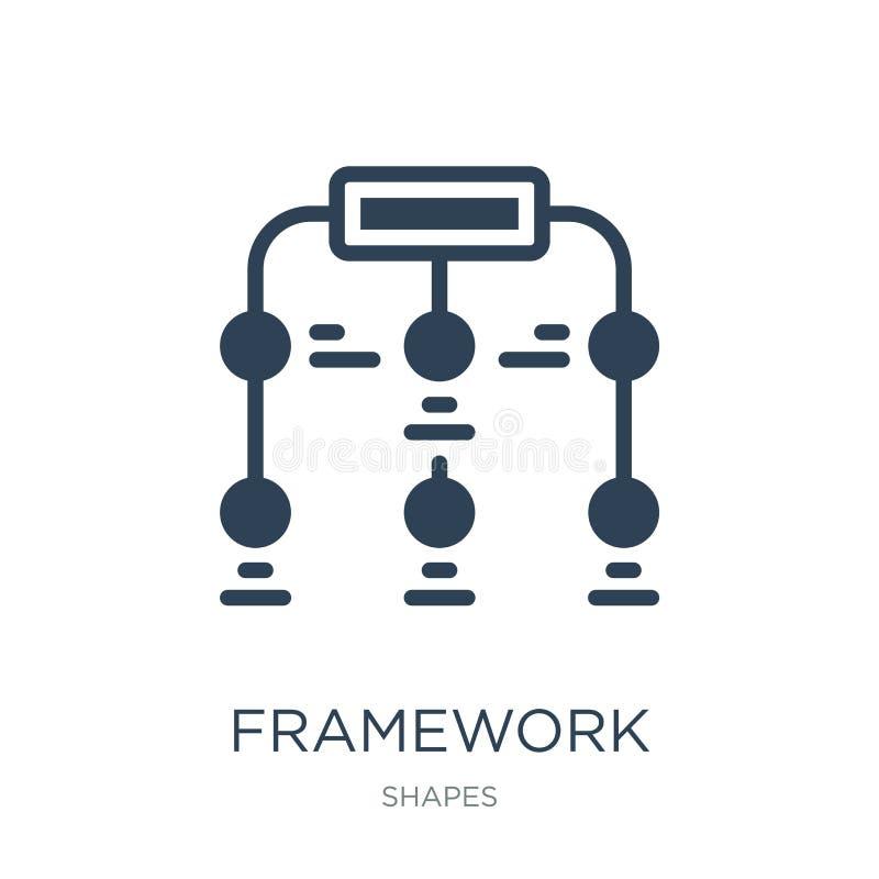 struktury ikona w modnym projekta stylu struktury ikona odizolowywająca na białym tle struktury wektorowej ikony prosty i nowożyt ilustracji