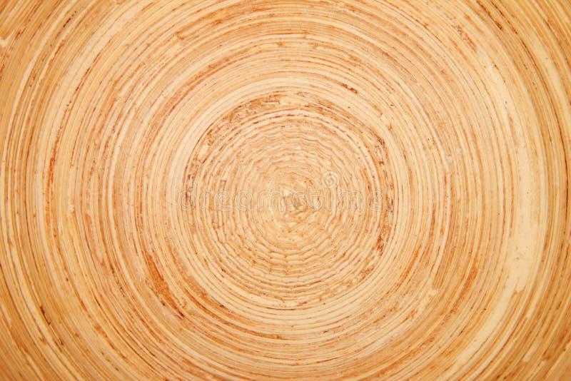 struktury zaokrąglony drewno zdjęcie royalty free