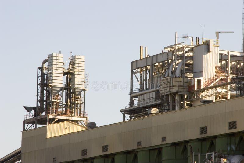 Strumentazione Della Centrale Elettrica Immagini Stock Libere da Diritti