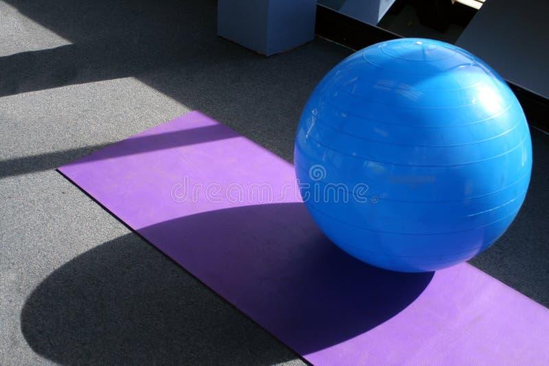Strumentazione di ginnastica fotografie stock libere da diritti