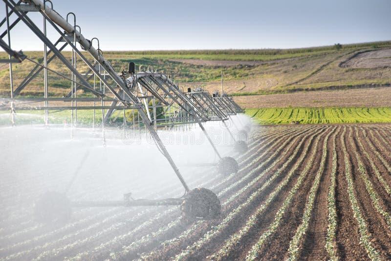 Strumentazione di irrigazione immagini stock