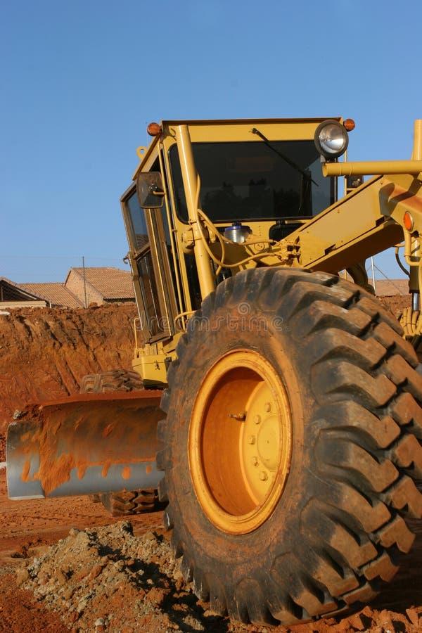 Download Strumentazione Pesante: Selezionatore Immagine Stock - Immagine di industriale, yellow: 212067