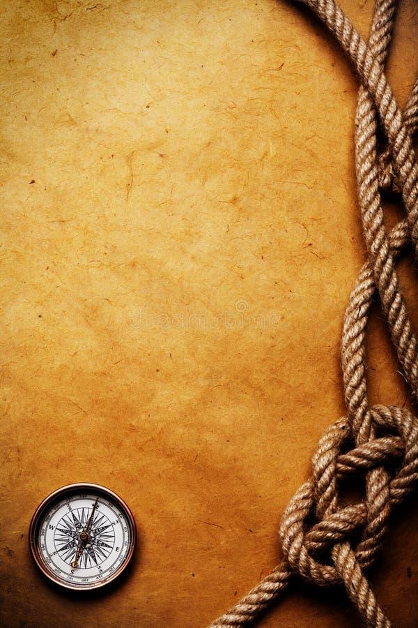 Strumenti del marinaio immagini stock libere da diritti