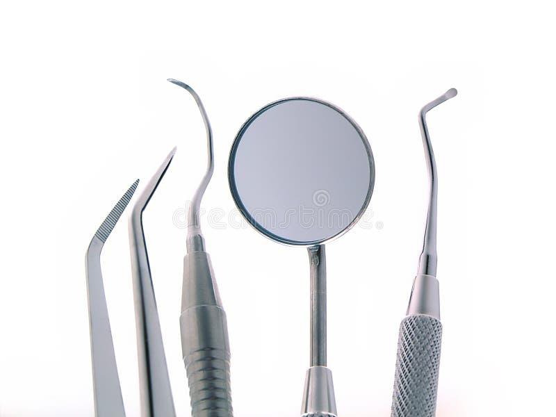 Strumenti dentali immagini stock