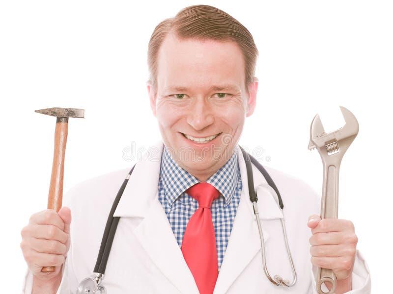 Strumenti medici fotografia stock libera da diritti
