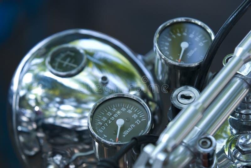 Download Strumenti Sulla Motocicletta Immagine Stock - Immagine di motocicletta, misura: 7300075